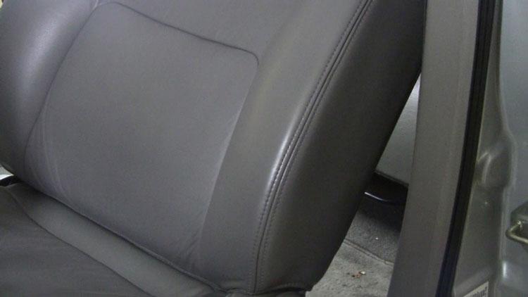 2012 Toyota Tundra P U Series Leather Vinyl Amp Plastic